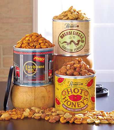 Too-Hot-to-Handle Peanut Collection
