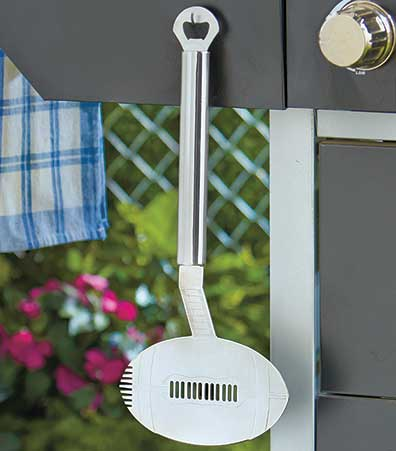 Stainless Steel Novelty BBQ Spatulas