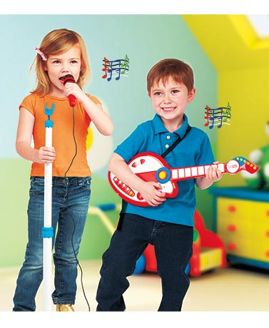 Fisher-Price(TM) Rock Star Guitar and Mic
