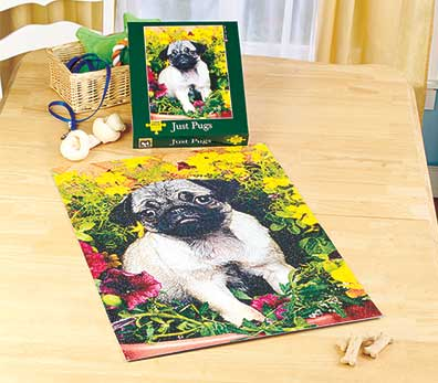 1,000-Pc. Dog Breed Jigsaw Puzzles