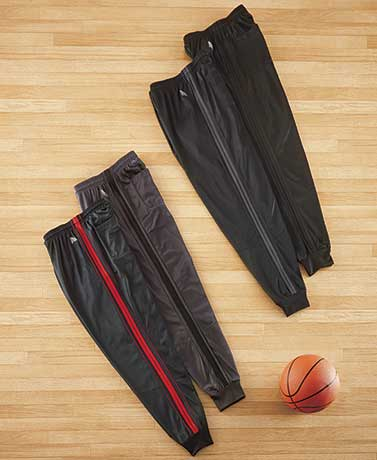 Men's Sets of 2 Athletic Jogger Pants