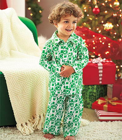 Kids' Holiday Sleepwear