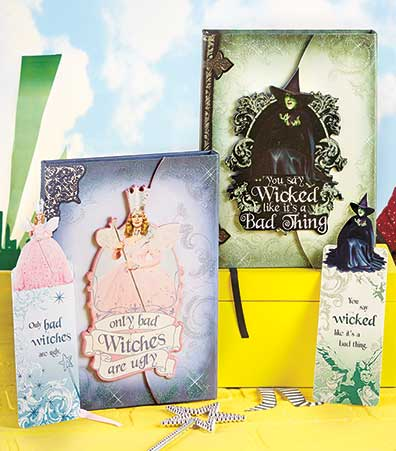 Wizard of Oz(TM) Journal Gift Sets