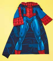 SpiderMan Kids' Licensed Comfy Throws™