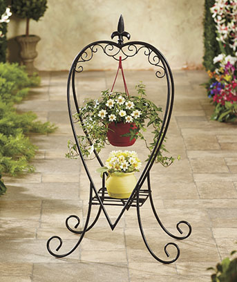 Heart-Shaped Planter