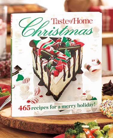 Taste of Home® Christmas Cookbook