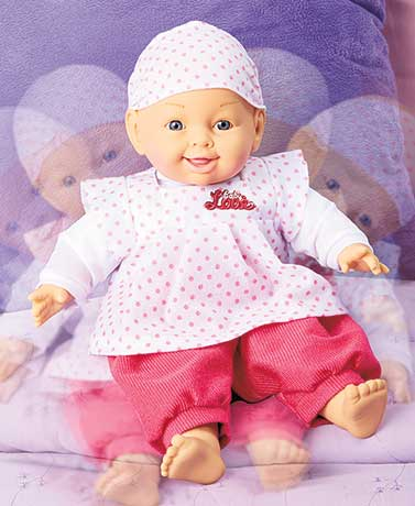 Baby Love Dancing Doll