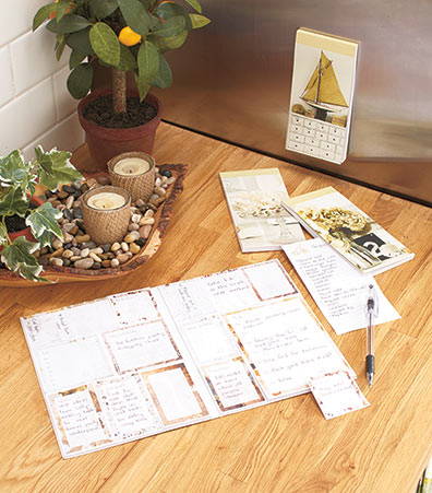 Memo Pad Sets or Sticky Note Booklets