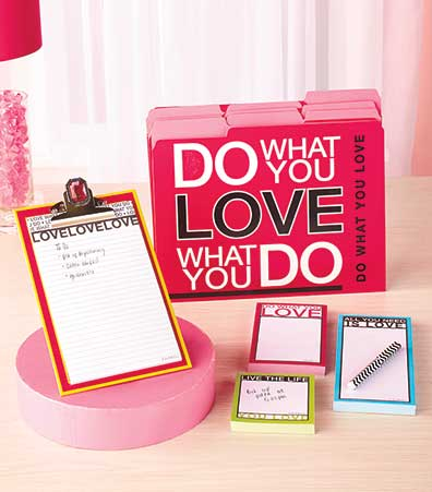 Desktop Stationery Collection