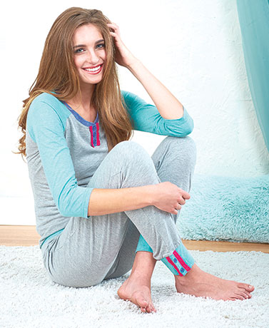 Women's Sweet and Sporty Pajama Sets