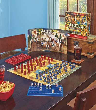 Stratego� The Game of Battle