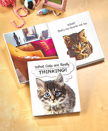 What Pets are Really Thinking! Books