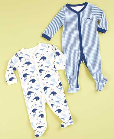 Sets of 2 Baby Novelty Sleepers