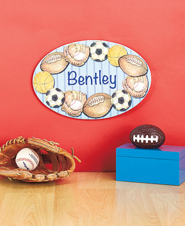 Personalized Children's Plaques