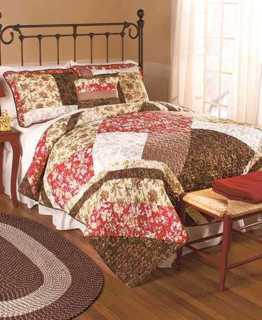 Sabine Quilted Bedroom Collection