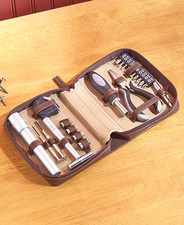 His and Hers 23-Pc. Tool Sets