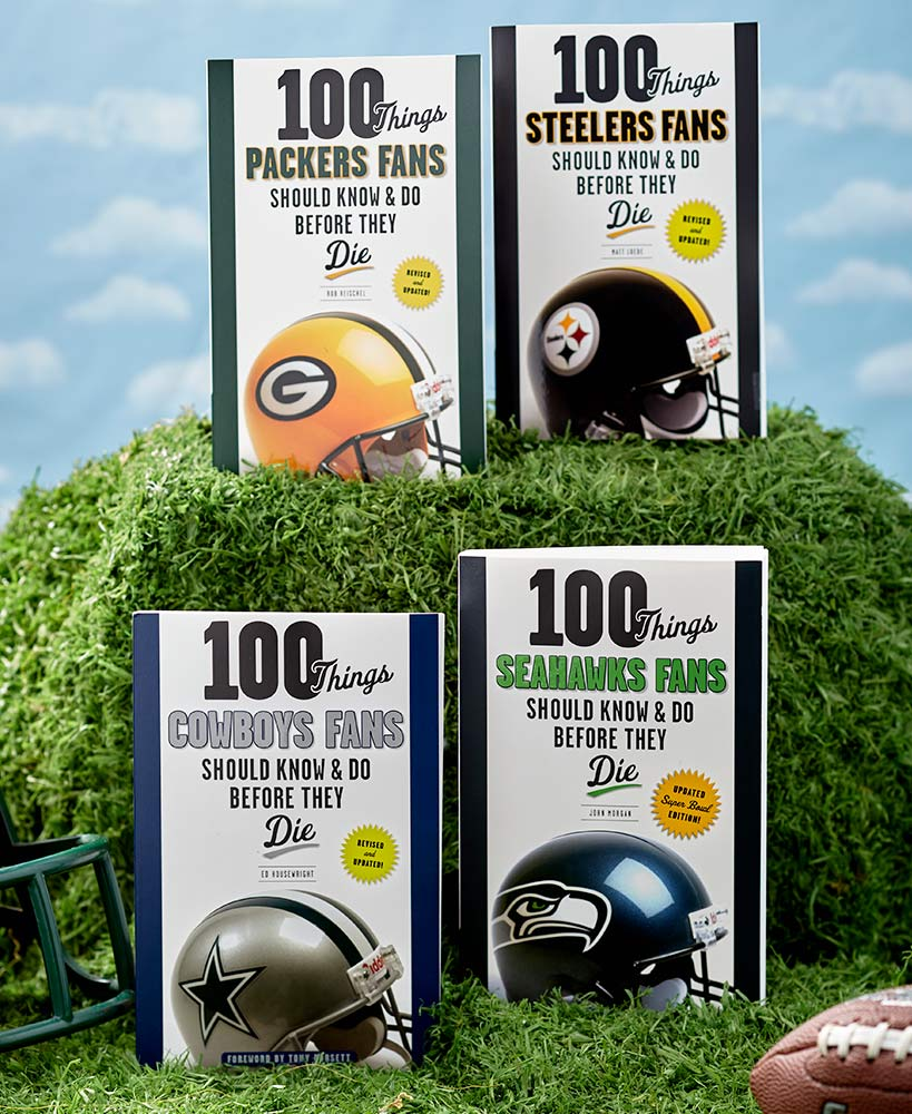 100 Things Steelers Fans Should Know /& Do Before They Die