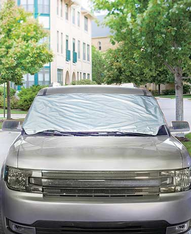 Magnetic Windshield Covers