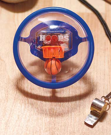 Hoops Lighted Action Basketball Game