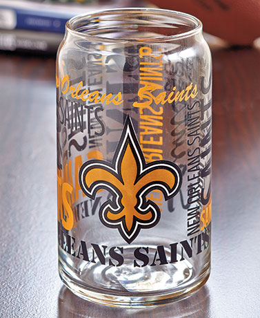 NFL Spirit Glass Cans