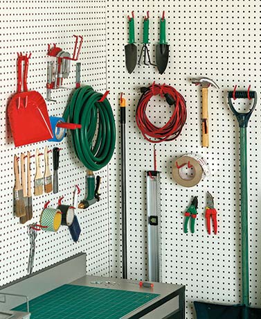 30-Pc. Home and Garage Hook Set