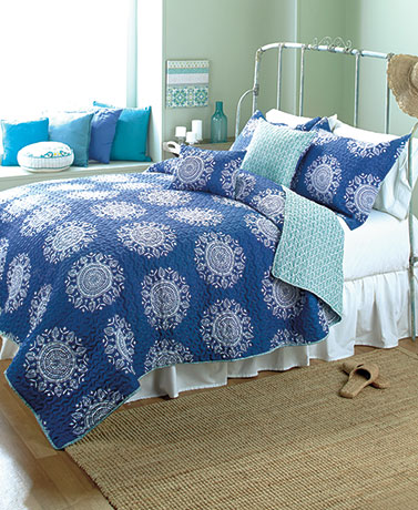 Seabrooke Quilted Bedroom Collection