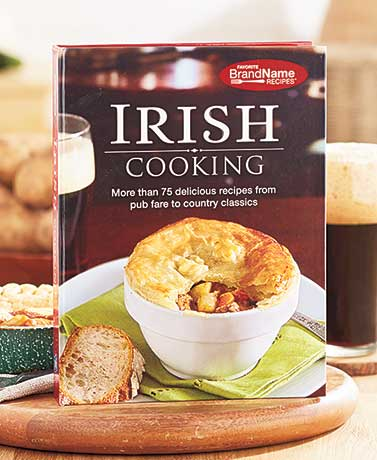 Irish Cooking Recipe Book