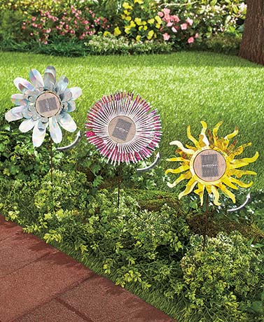 SunSation Solar Spinners