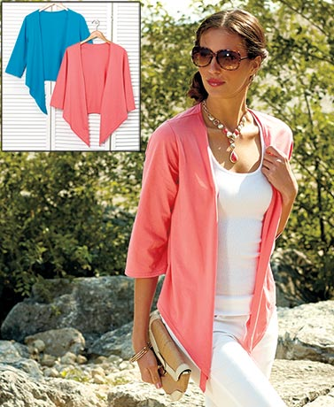 Women's Sets of 2 Cardigan Wraps