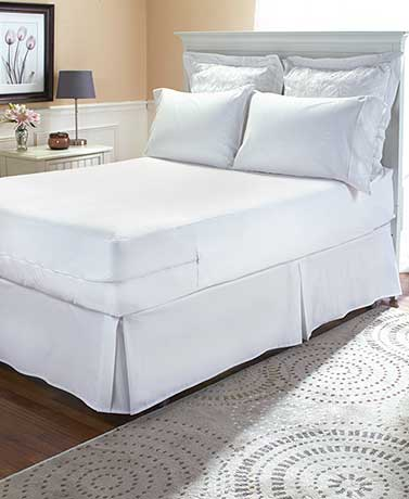 Zippered Mattress and Box Spring Covers