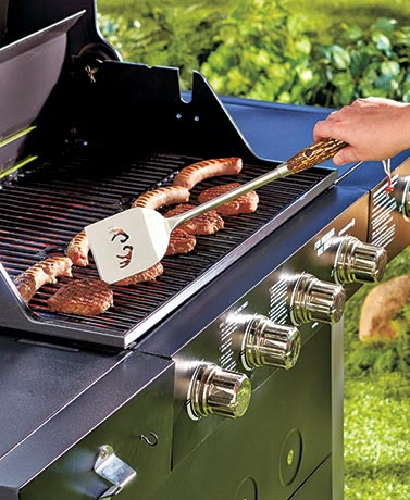 Antler Stainless Steel BBQ Tools
