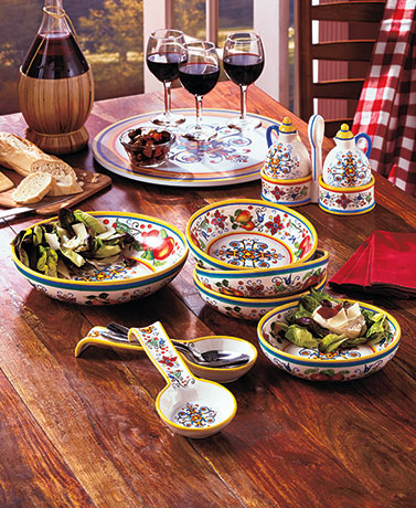 Global Gourmet: Italy