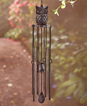 Cast Iron Bell Chimes