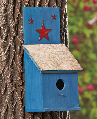 Primitive Birdhouses