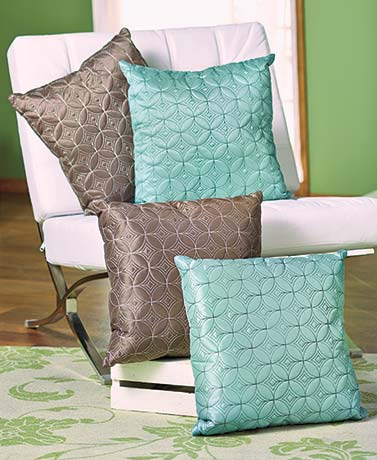 Parklane 2-Pc. Embroidered Pillow Sets