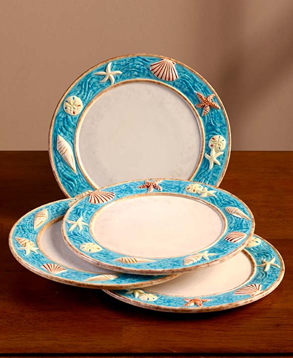 & Coastal Cottage Dinnerware | The Lakeside Collection