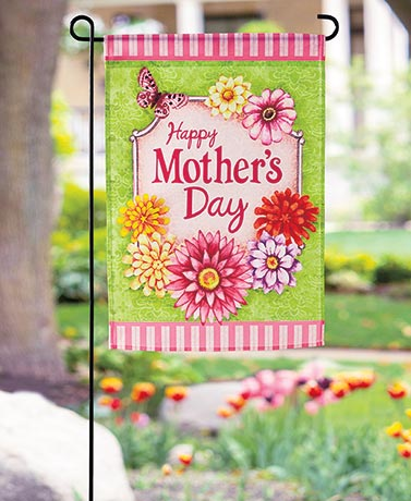 Mother's Day or Father's Day Flag Sets