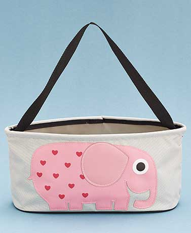 Whimsical Headrest Organizer Bags