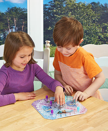 Licensed Pop-Up & Memory Combo Games