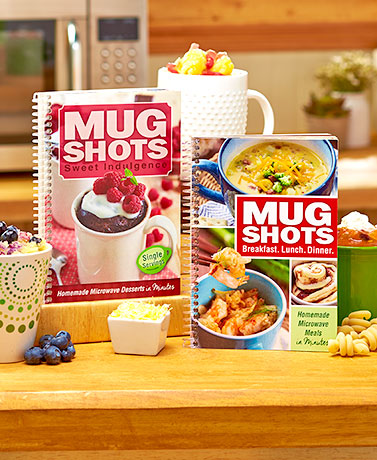 Mug Shots Cookbooks