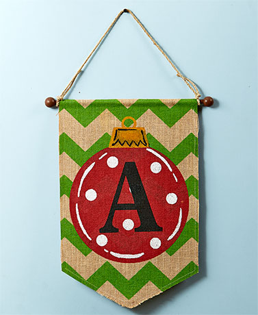 Double-Sided Seasonal Door Hangers