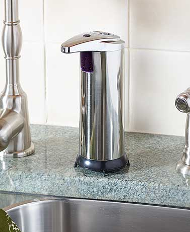 Handsfree Soap Dispenser