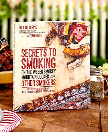 Secrets to Smoking Book