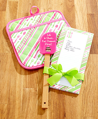 3-Pc. Potholder Gift Sets