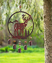Woodland Wind Chimes