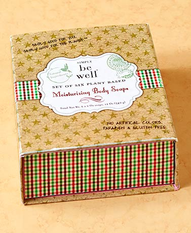 Simply be well™ Specialty Soap Gift Sets