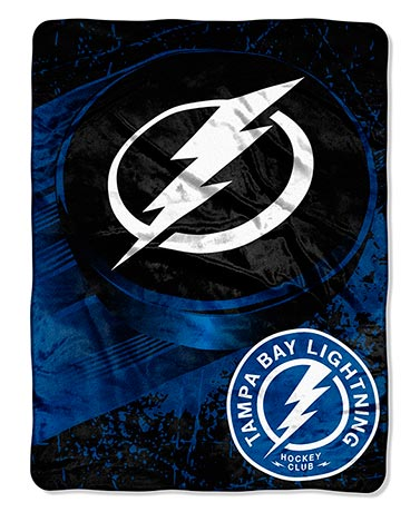 Plush NHL® Team Throws
