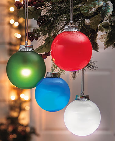 Everglow™ Outdoor Ornaments
