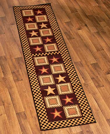 Country Star Rug Collection