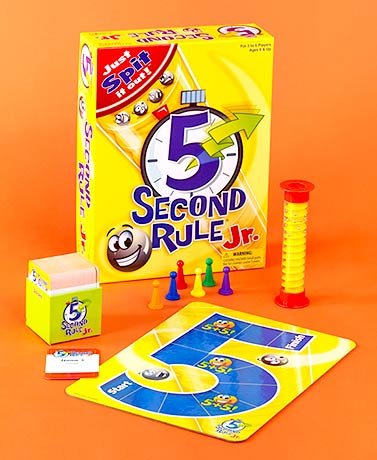 5 Second Rule® Jr. Game